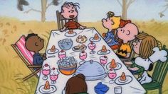 "Emmy-winning ""Peanuts"" producer Lee Mendelson shares behind-the-scenes facts about tonight's Thanksgiving specials."