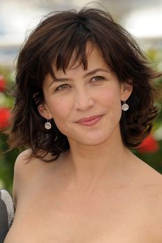Sophie Marceau as Naomi. Perfect!