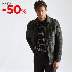 Hombre hasta -50% Moda Online, Bomber Jacket, Ralph Lauren, Athletic, Jackets, Fashion, Little Girl Clothing, Feminine Fashion, Men