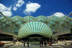 Oriente Station, Nations Park, Lisbon