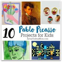 Most people refer to a budding artist as the next 'Picasso'. It just goes on to show how much the word 'artist' is synonymous with Pablo Picasso, the Spanish artist who is also responsible for co-founding the Cubism movement in art. Picasso gave modern art a new meaning and inspired several more artists after him. October 25 is his birth anniversary and to celebrate that we have 10 Pablo Picasso Projects for Kids