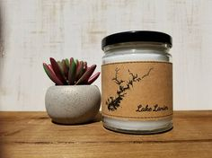 Check out this item in my Etsy shop https://www.etsy.com/listing/544071080/8-ounce-lake-lanier-candle-life-is