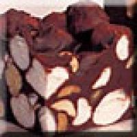 Eagle Brands Rocky Road Candy Recipe that is known to my children as Idiot Bunny Fudge. Rocky Road Candy Recipe, Rocky Road Fudge, Christmas Desserts, Christmas Baking, Christmas Goodies, Christmas Candy, Christmas Recipes, Holiday Recipes, Holiday Ideas