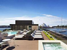 Sydney spa Hotel Park Hyatt
