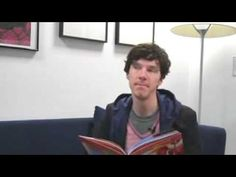 """""""Benedict Cumberbatch reading a fairtytale"""". Y'ALL THERE IS SO MUCH HILARITY HERE. BY THE TIME IT WAS OVER I WAS LAUGHING SO UNCONTROLLABLY AND CRYING. IT'S JUST TOO DANG FUNNY IT IS SO WORTH IT JUST WATCH IT NOW."""
