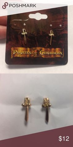 Pirates of the Caribbean earrings Disney's Pirates of the Caribbean earrings Jewelry Earrings