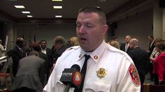 Acting Fire Chief Scott Goldstein on Proposed Budget