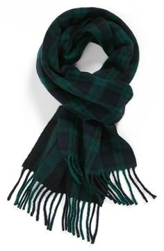 Polo Ralph Lauren Tartan Scarf | Nordstrom On sale - $38