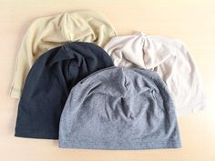 Tシャツで作った帽子 ワッチキャップ Cap, Shirts, Street, Sewing Tips, Baseball Hat, Dress Shirts, Walkway, Shirt