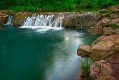 Little Niagara  Chickasaw National Recreation Area, Oklahoma