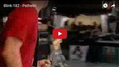 Watch: Blink-182 - Pathetic See lyrics here: http://blink182-lyrics.blogspot.com/2011/07/pathetic-lyrics-blink-182.html #lyricsdome
