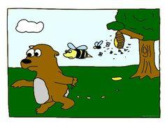 El que anda con la miel algo se le pega
