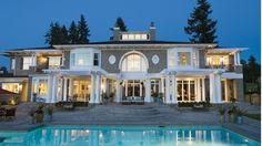 Neoclassical Home Plans - Neoclassical Style Home Designs from ...