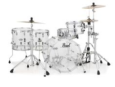 Are you looking for a new drum set? You can find a selection of PEARL DRUMS including this PEARL CRB524FP/C730 CRYSTAL BEAT 4-PIECE SHELL PACK-ULTRA CLEAR (CYMBALS AND HARDWARE SOLD SEPARATELY) at http://jsmartmusic.com