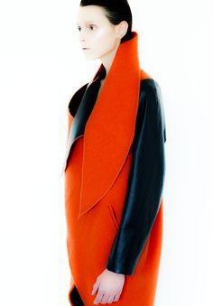Community's Choice finalist Daniel Pollitt, Royal College of Art London. Collection name: 'Beauty through Order'