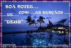 Frases e citações - Boa Noite ♥ Bruna Talon