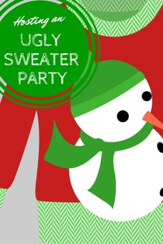 Hosting an Ugly Sweater Party | eBay