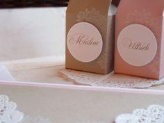 Gastgeschenke Hochzeit, Romantisch, Vintage Style, Papierspitzendeckchen, Handgemacht, Stampin´ UP!,  Sandra Kolb, www.samey.de, www.samey-atelierfarbstil.blogspot.de