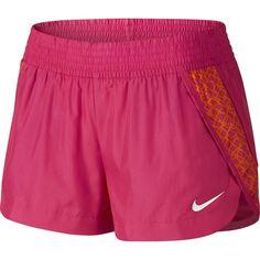 Nike Franchise Women'S Athletic Shorts Pink/Orange/White 726300-616