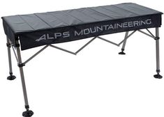 Camping accessories :ALPS Mountaineering Guide Table *** Quickly view this special product, click the image Camping Survival, Camping Gear, Camping Furniture, Outdoor Furniture, Outdoor Tables, Outdoor Decor, Folding Camping Table, Cleaning Fish, Portable Table