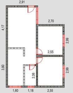 Cerâmica Salema | Alvenaria Estrutural D House, House Roof, Interlocking Bricks, Construction, Reinforced Concrete, Bullet Journal Spread, Small House Plans, Building A House, Adobe