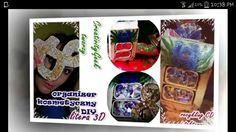 http://goo.gl/KPtJiQ  <- Organizer kosmetyczny z tektury i litera 3D - Zapraszam do subskrypcji i obejrzenia tutorialu! :)