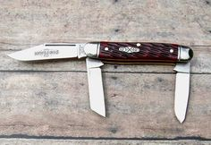 """We had an expert pick three of the """"sharpest"""" pocket knives out there, including this more traditional one from Great Eastern Cutlery ($80)."""