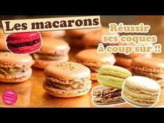 Macaroon shells – Italian meringue – detailed recipe: Once upon a time there was pastry Easy Baking Recipes, Pastry Recipes, Pie Dessert, Dessert Recipes, Italian Meringue, Italian Macarons, Macaron Flavors, French Patisserie, Macaroon Recipes