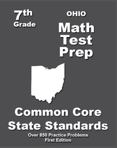7th Grade Ohio Common Core Math