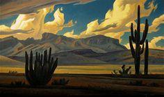 Ajo Mountains Ed Mell