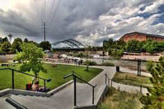 Confluence Park - close to LoDo, LoHi, Riverfront Park.... neighborhoods in Denver.
