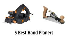 Best Hand Planers 2017