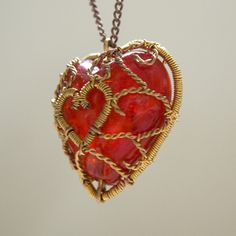 Legend of Zelda: Heart container Jewellery!