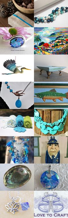 Sea Breeze – Inspired by Nature by Roee on Etsy--Pinned+with+TreasuryPin.com