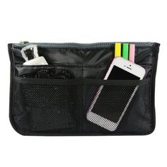 Wrapables® Unisex Bag Insert Organizer, Travel Bag Organizer - Black Wrapables http://www.amazon.com/dp/B00EP0RXSS/ref=cm_sw_r_pi_dp_Y6dXwb02SRZGY