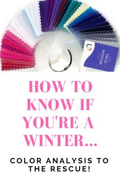 Are you a Winter? Knowing your season and best colors, through seasonal color analysis, will help you feel confident and love your wardrobe. Clear Winter, Deep Winter, Beautiful Winter Pictures, Seasonal Color Analysis, Red Pictures, Color Me Beautiful, Winter Makeup, Color Profile, Colour Pallette