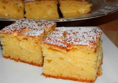 Túrós piskóta recept foto Croatian Recipes, Hungarian Recipes, Eastern European Recipes, New York Style Cheesecake, Just Eat It, Sweet Cakes, Cake Cookies, Cake Recipes, Deserts