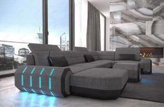 Sofa Dreams Stoff Wohnlandschaft Roma U | Wohnzimmer > Sofas & Couches > Wohnlandschaften | Sofa Dreams