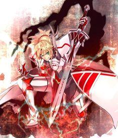 Mordred, Saber Of Red {F/A}