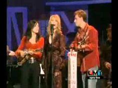 Patty Loveless   Bluegrass White Snow Live