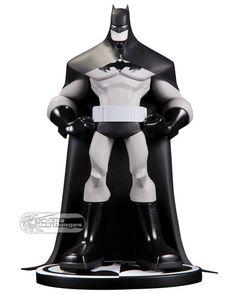 Batman Black & White Sean Galloway Statue 20 cm