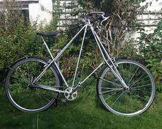 Dursley Pedersen bicycle, 2009, 3 speed, 69cm frame, hand-built wheels