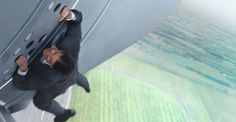 To Honor Today's Mission Impossible Release, More of Tom Cruise Clinging: A Very Special Meme - Neatorama