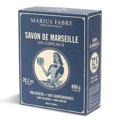 Savon-de-Marseille laundry flakes