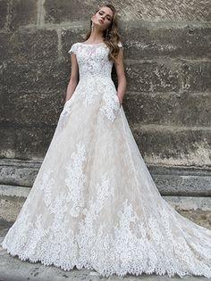 Svatební šaty - Dacota