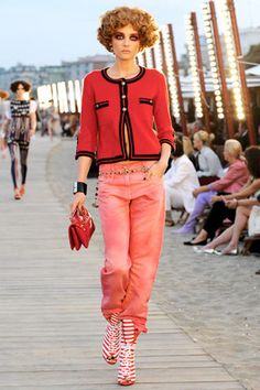 * Red Chanel *