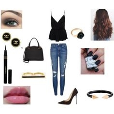 """""""Untitled #65"""" by katiemarte on Polyvore"""