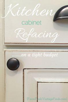 Kitchen Cabinet Refa