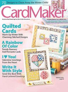 Best card making magazine