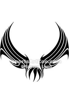 Sports Art Zoo - Basketball-Tattoo-Wings